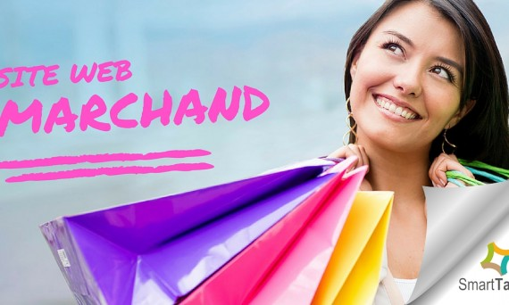 site web marchand smart target