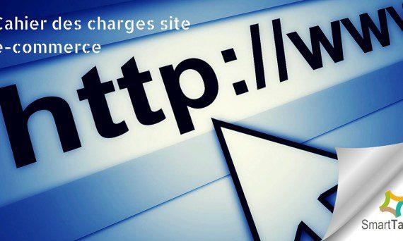 Cahier de charges site e-commerce