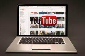 Chaîne YouTube d'une entreprise