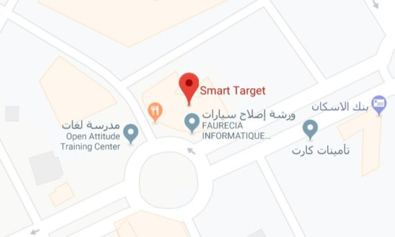 carte smart target