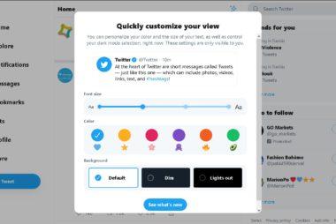 Twitter se rattrape avec des améliorations