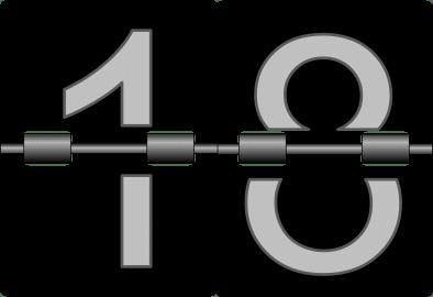 dix huit