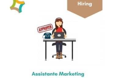 Recrutement Assistante Marketing